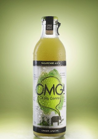 Finally Indians can freely enjoy every sip of Sugarcane Juice with OMG! -Oh My Ganna