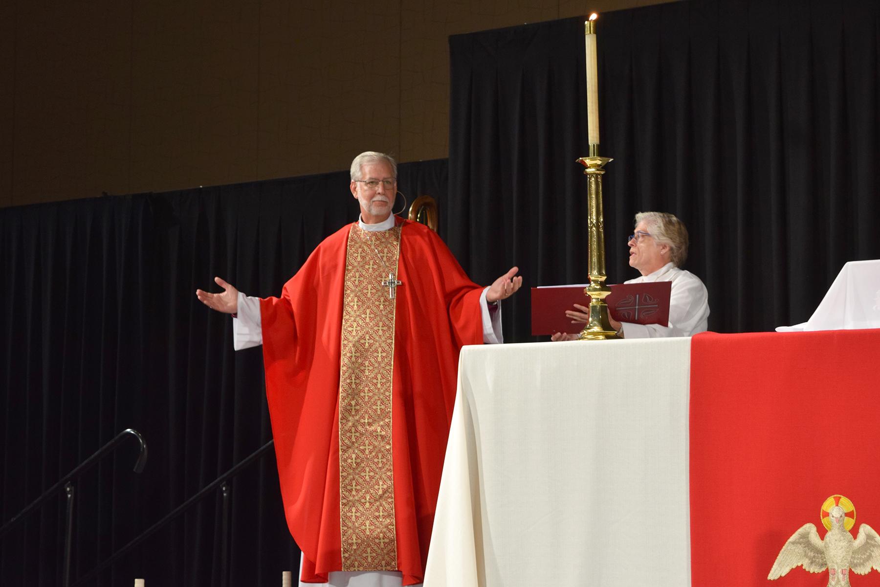 Bishop Gafkjen S October Newsletter