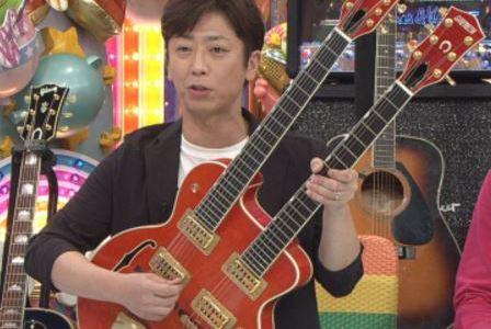 フット後藤アメトークの珍しいギター値段は?超高価なダブルネックは入手困難?