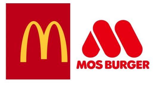 モスバーガーとマクドナルドどっちが人気?みんな美味しいと思う好きなハンバーガーチェーンは!