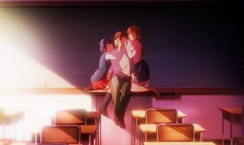ドメスティックな彼女感想評価!アニメ面白い?つまらない?陽奈と瑠依どっちが人気!