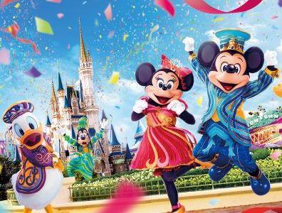 ディズニーランドとUSJパレードが面白いのはどっち?楽しくて本格的なのは!