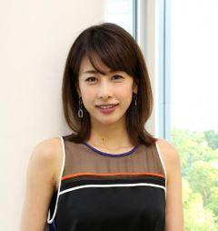 カトパン好感度上昇?昔より人気?みんなが加藤綾子を好きな理由!バラエティでも面白い?