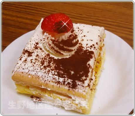 喫茶デザート ショートケーキ