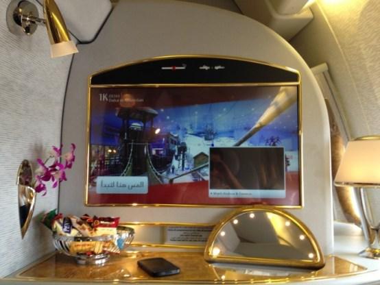 Emirates Suites LCD