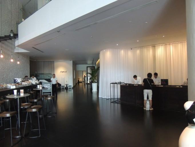 Pullman Bangkok Hotel G lobby