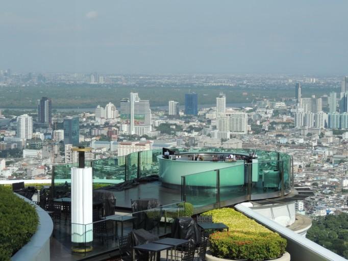 Sirocco Skybar Bangkok