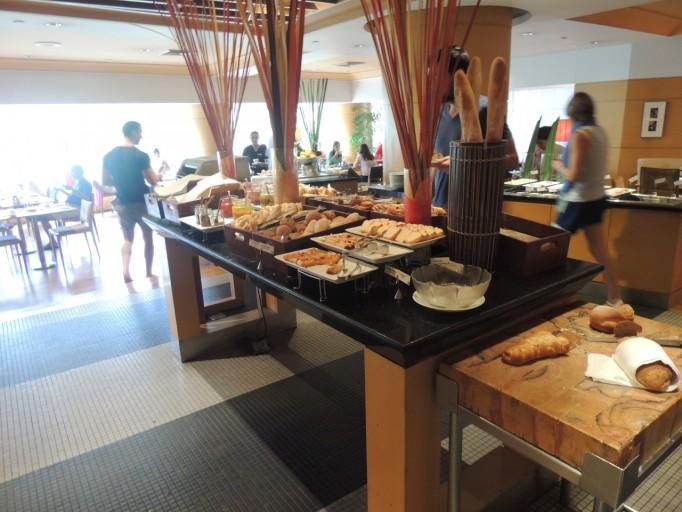 Pullman Bangkok Hotel G ontbijt