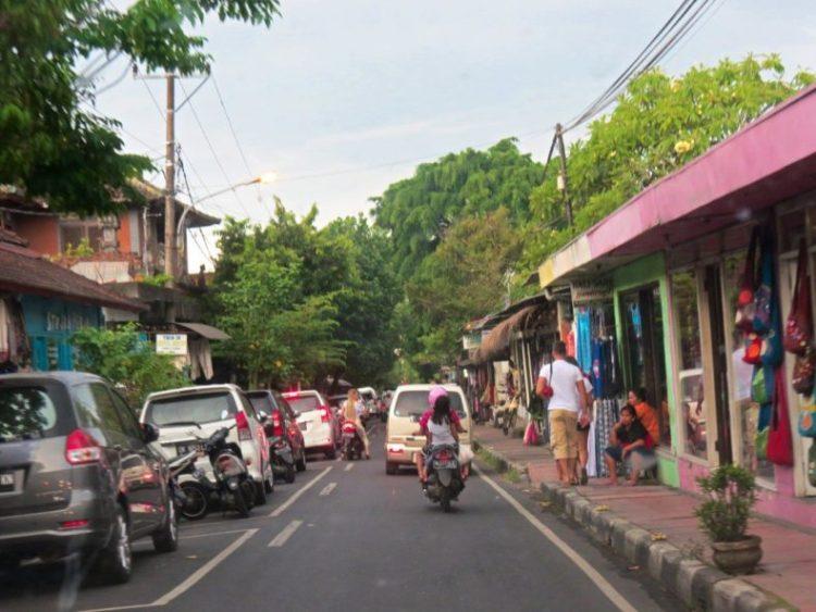 Indonesie-Bali-Ubud-Jalan-Hanoman
