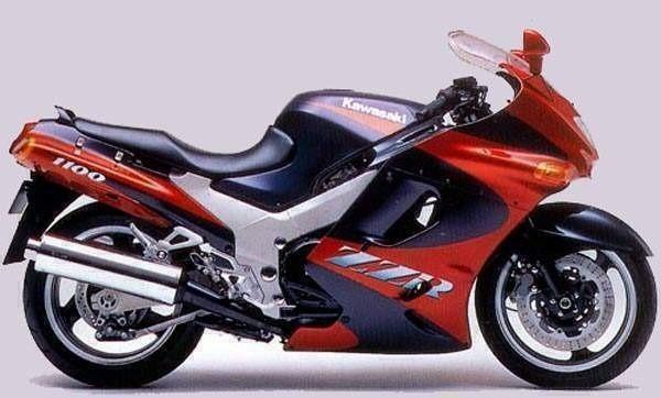 Kawasaki ZZR-1100