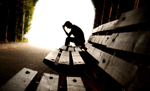 depressief