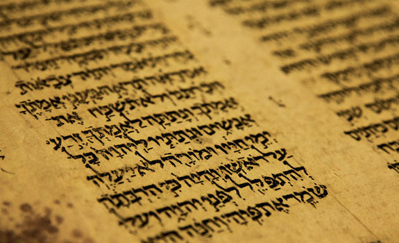 Hebreeuwse grondtekst