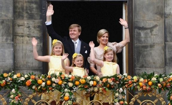 Ken jij de echte Koning - foto Willem-Alexander