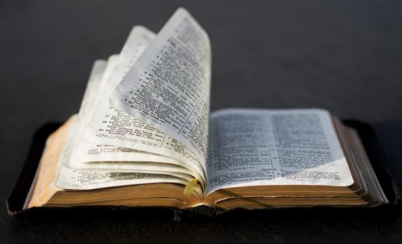 Is de Bijbel een betrouwbaar boek - klein