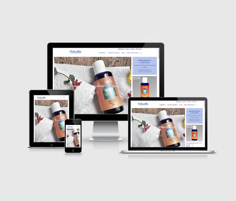 Weboldal és webdesign Lotti & Maxim English Montessori Kindergarten