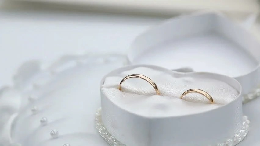 Wedding Rings Rotating With Textured Background Stock Footage Video 2009483 Shutterstock