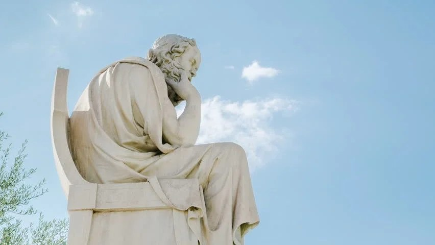 Image result for Socrates Praying