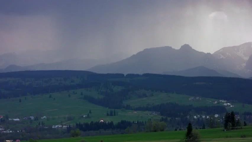 Image result for carpatian mountains skyline