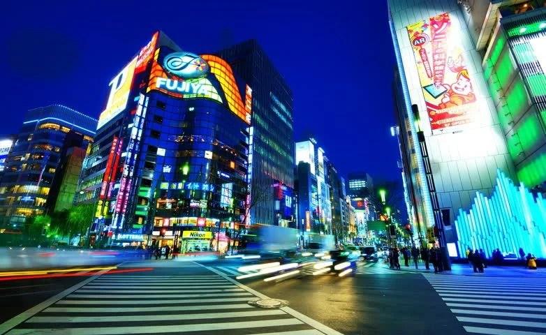 Картинки по запросу ginza district tokyo