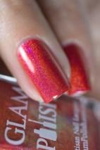 Glam Polish_No Lei-Overs!_Hibiscus hideway_04