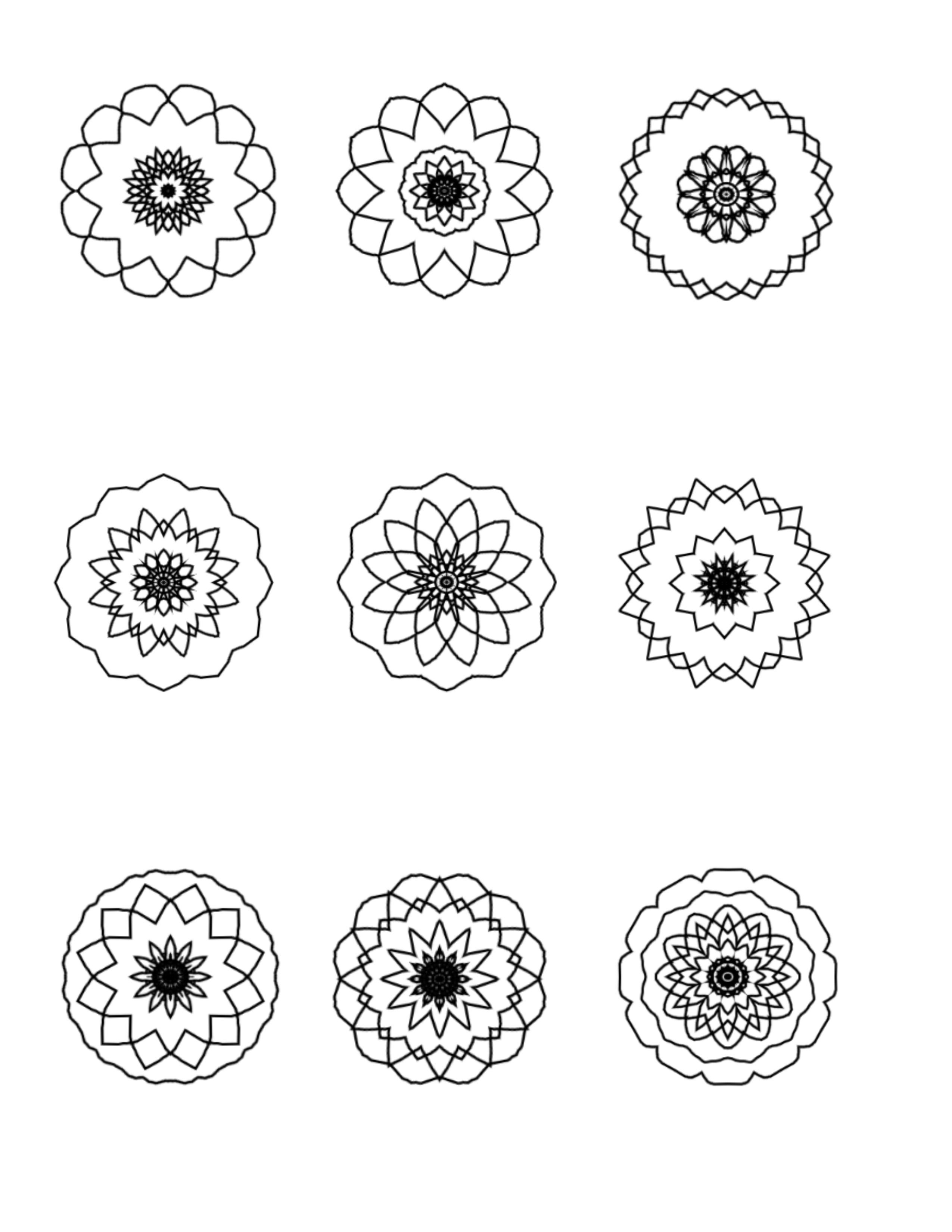 Ilah S Blog About Mandalas And Art