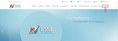 BSNL Wimax-How to Add Wimax Account In BSNL Portal to Pay Bills Online