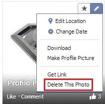 How to Delete Photos/Videos From Facebook Account