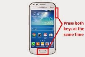 How to Take Screenshot on Samsung, Iphone, Windows Phone, Micromax Etc