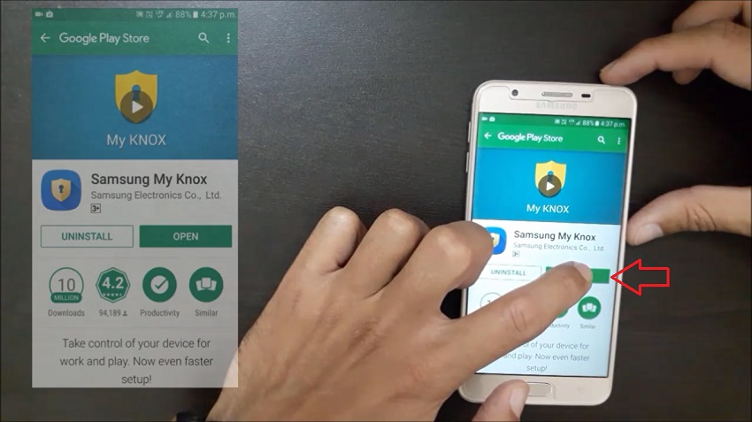 install two whatsapp in phone