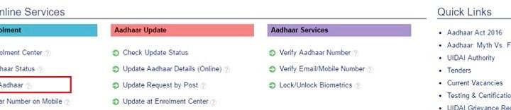 How to Download Aadhaar Card with Aadhaar Number and Mobile