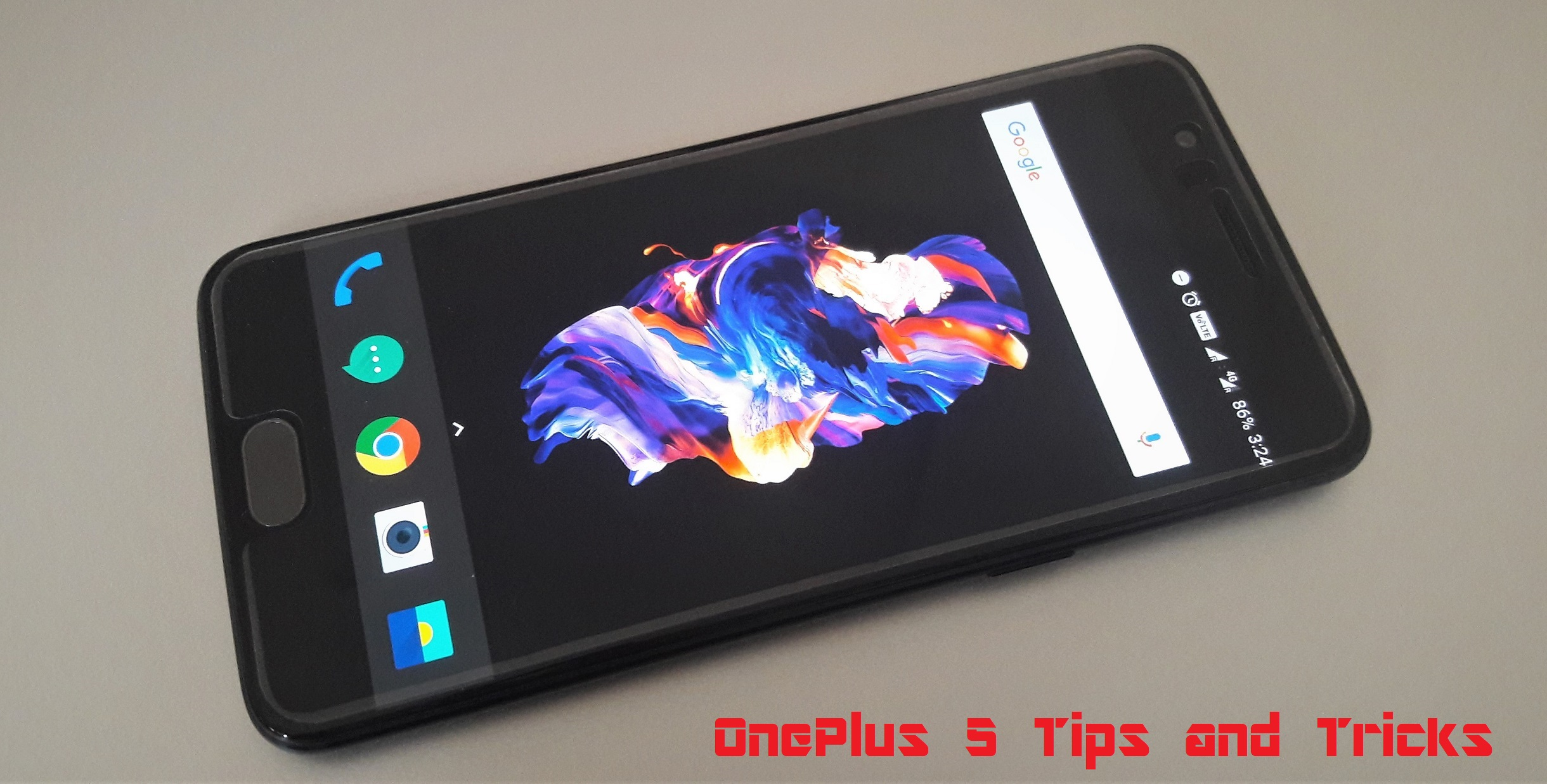 oneplus 5 tips and tricks
