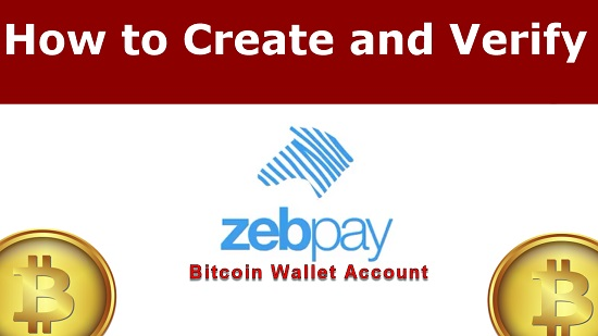How to create zebpay bitcoin wallet account buy bitcoin part 1 ccuart Images