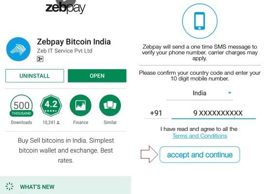 How to Create Zebpay Bitcoin Wallet Account – Buy Bitcoin Part 1
