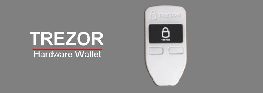 Trezon bitcoin hardware wallets