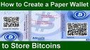 How to Transfer Bitcoin to a Paper Wallet – Cold Storage Process
