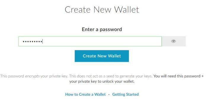 create ethereum paper wallet offline