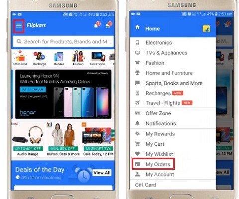 How to Exchange or Return a Product on Flipkart – Get Full Refund