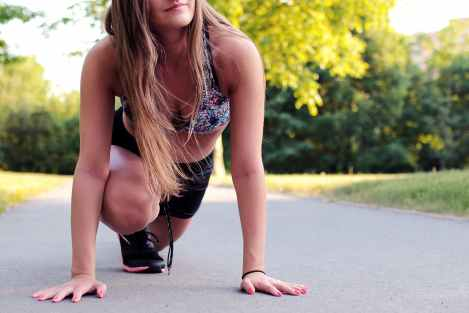 Exercise improve fertility in women