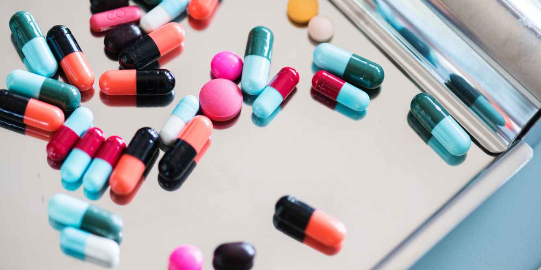 Pain pills Analgesia