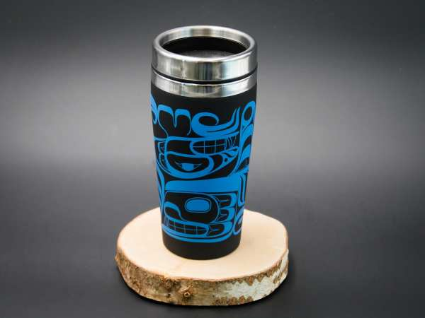 Four Clans Travel Mug
