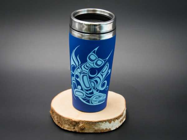 Orca Design Travel Mug