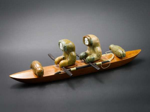 Cotton Wood Canoe