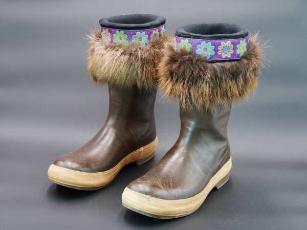 Beaver Boot Trims