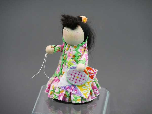 Quilter Doll