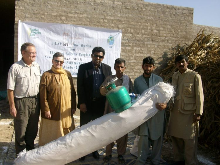 Non Food Items Distribution in Nowshera and Charsadda 2010