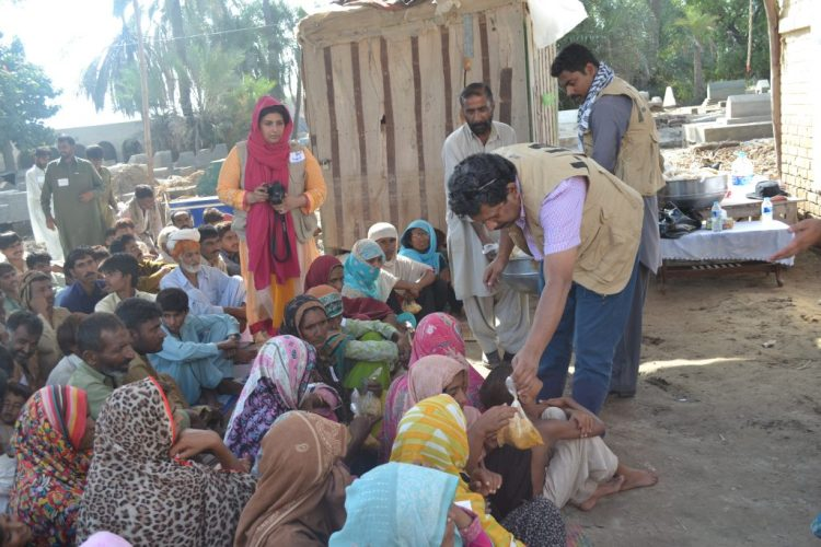 Wet Feeding in Jhang Punjab 2015
