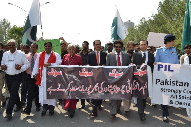 PIL Strongly Condemns Brutal Attack of All Saints Church Peshawar