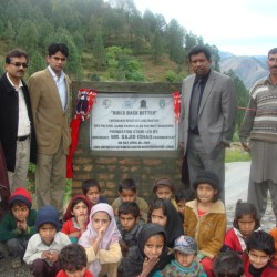 Reconstruction of Schools in Balakot 2006-07