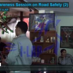 Awareness Session on Road Safety (2) 2013