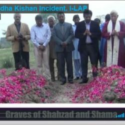 Christian Couple burnt alive, Kot Radha Kishan Incident